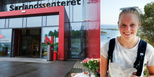 image: Dømt til tolv år fengsel for drapet på Sørlandssenteret