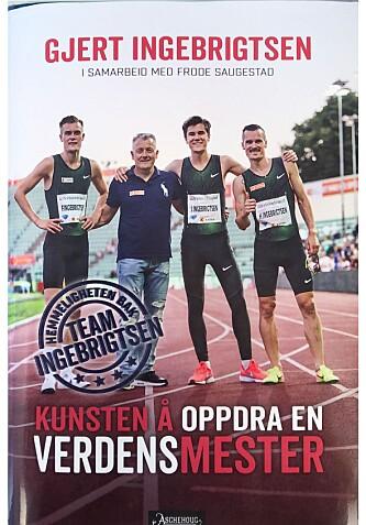 <strong>NY BOK:</strong> Gjert Ingebrigtsens bok skrevet med Frode Saugestad. Foto: Dagbladet