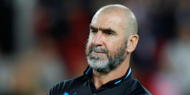 Cantona ut mot Mourinho og United: - Jeg lider