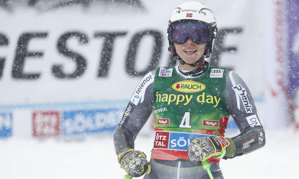 BEST AV DE NORSKE: Ragnhild Mowinckel. Foto: Bjørn Langsem / Dagbladet