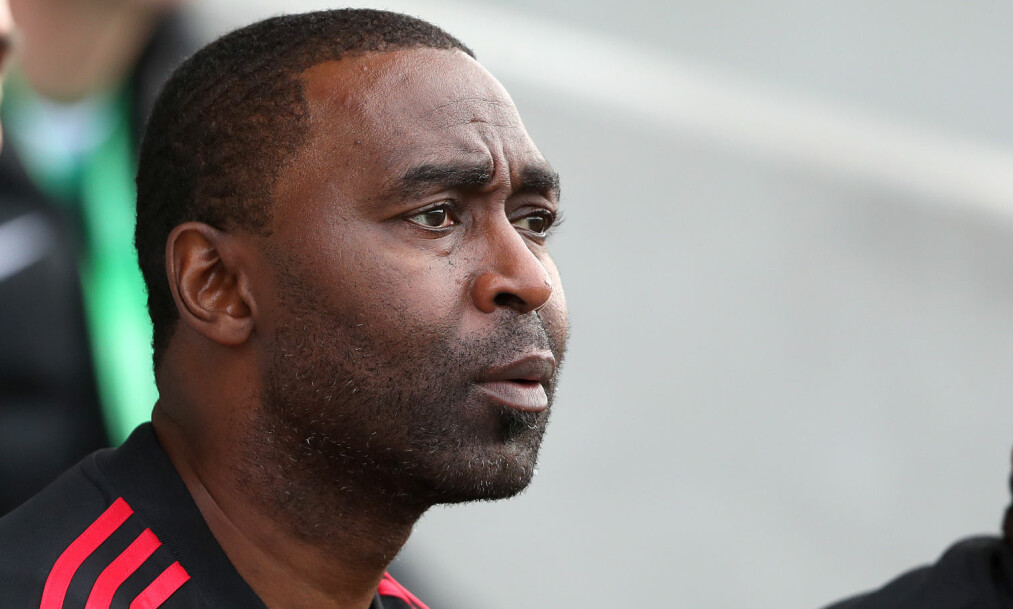 <strong>SLITER:</strong> Manchester United-legende Andrew Cole. Foto: NTB Scanpix