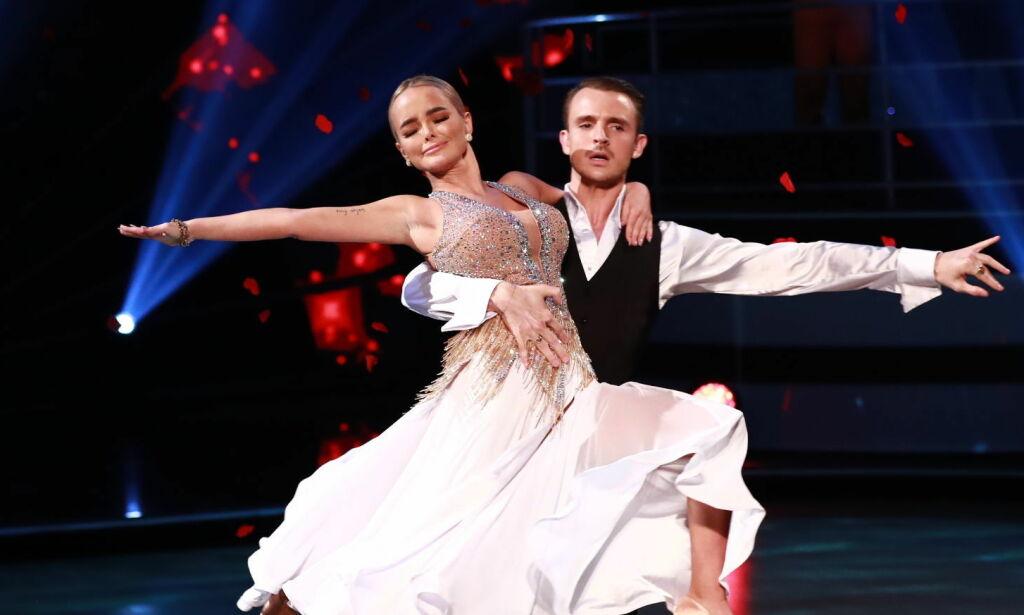 image: Sjokkavgjørelse i «Skal vi danse»: Derfor valgte Sophie Elise å trekke seg