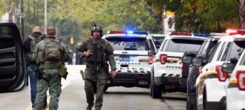 Mistenkt skytters siste melding før massakren: «I'm going in»
