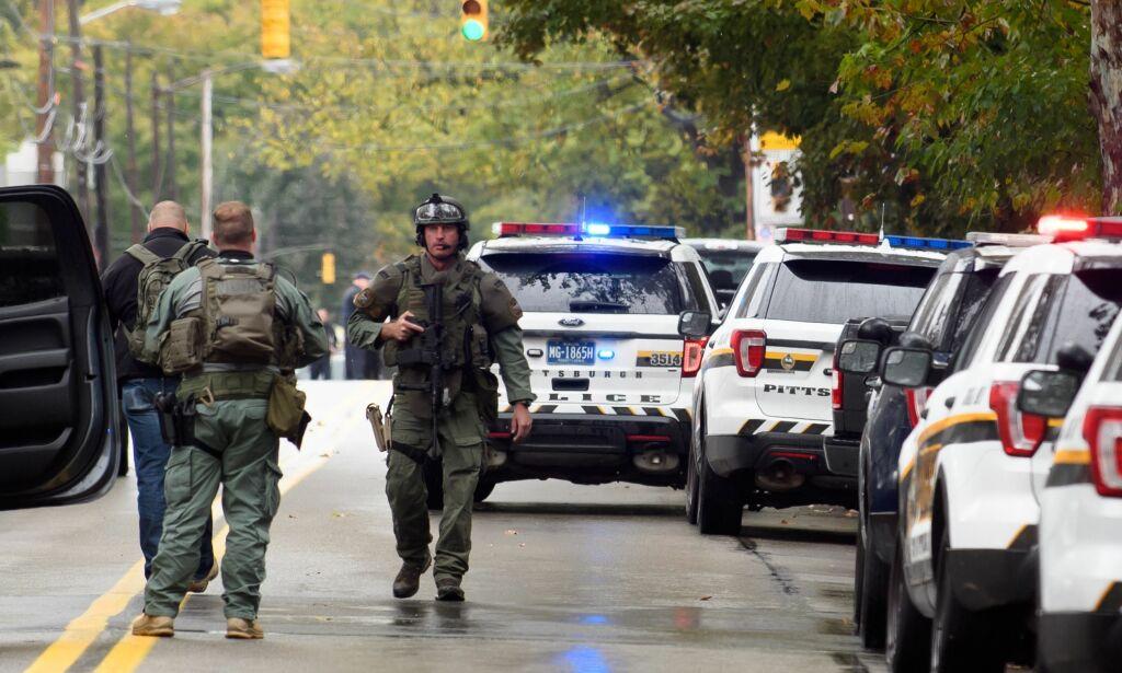 image: Mistenkt skytters siste melding før massakren: «I'm going in»