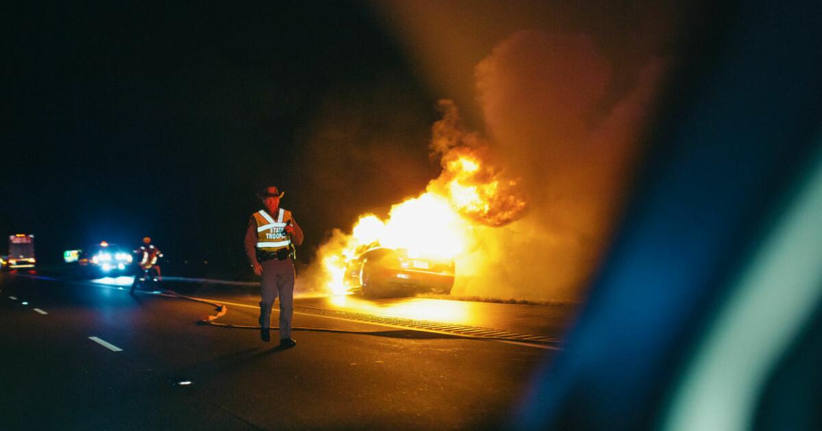 Bilbranner må tas mer alvorlig