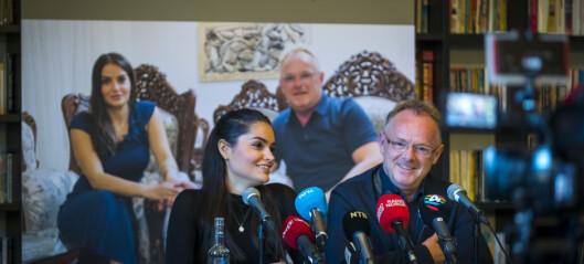 Sandberg i strupen på SMK: - Skulle gjerne stilt opp i debatter og kledd dem av