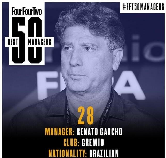 image: Stor kåring: Verdens 50 beste managere