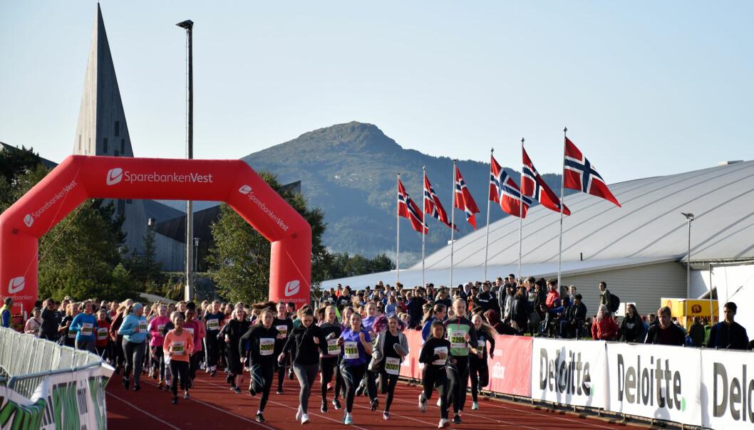 <strong>SUKSESS:</strong> KnarvikMila ble for første gang arrangert i 1981, under navnet Knarvik Games. I dag er arrangementet et av de mest profesjonelle i Norge. Foto: Privat.