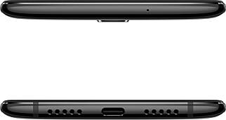 Hodetelefonkontakten er fjernet. Foto: OnePlus
