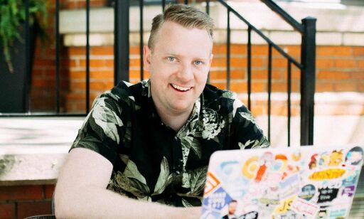 image: Wes Bos til kode24: - Disse teknologiene velger jeg!