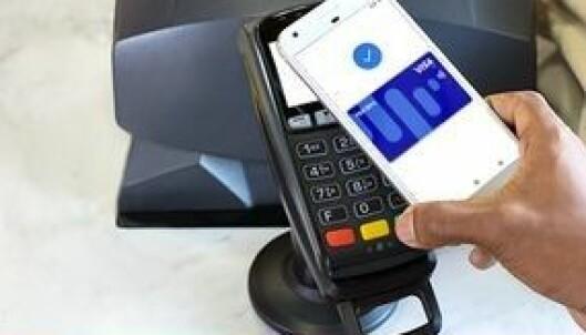 Nå kommer Google Pay til Norge: Se om din bank er med
