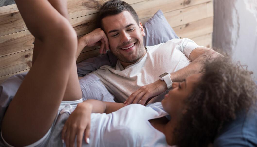 FÅ FART PÅ SEXLIVET IGJEN: Ifølge eksperten kan det være lurt å søke hjelp dersom dere ikke klarer å få fart på sexlivet selv. FOTO: NTB Scanpix