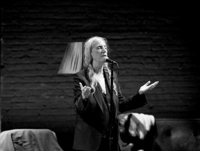 Patti Smith. Foto: Scanpix