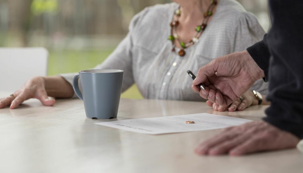 FELLESEIE? Ved skilsmisse er utgangspunktet at verdiene fordeles likt, men det finnes flere unntak fra denne regelen. Foto: Shutterstock