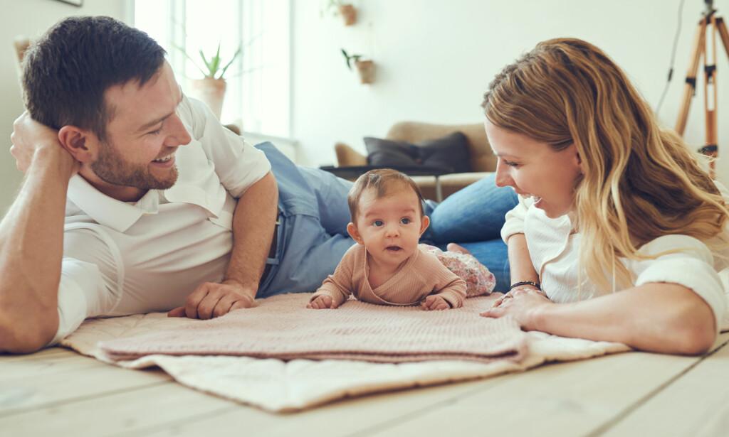 MYE FLEKSIBILITET: Den norske foreldrepermisjonsordningen er en av de rauseste i verden, skriver Guri Melby (V) og Kari Elisabeth Kaski (SV). Foto: Shutterstock / NTB Scanpix
