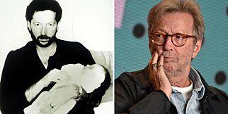 image: Eric Clapton deler detaljer om sønnens (4) tragiske dødsulykke