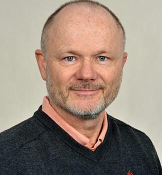 EKSPERT: Professor og søvnforsker Bjørn Bjorvatn er sovnforsker.