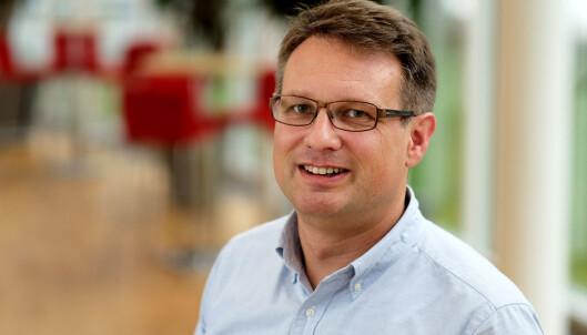 Sigmund Clementz, informasjonssjef i If. Foto: If