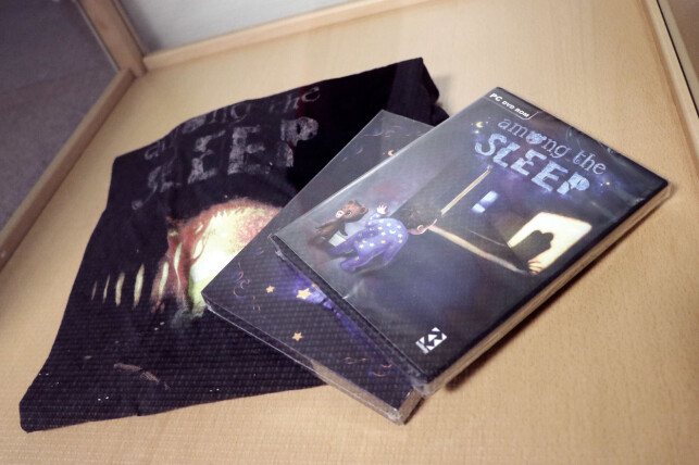 Krillbite starta med Among the Sleep, som har solgt rundt 400.000 eksemplarer. 📸: Ole Petter Baugerød Stokke