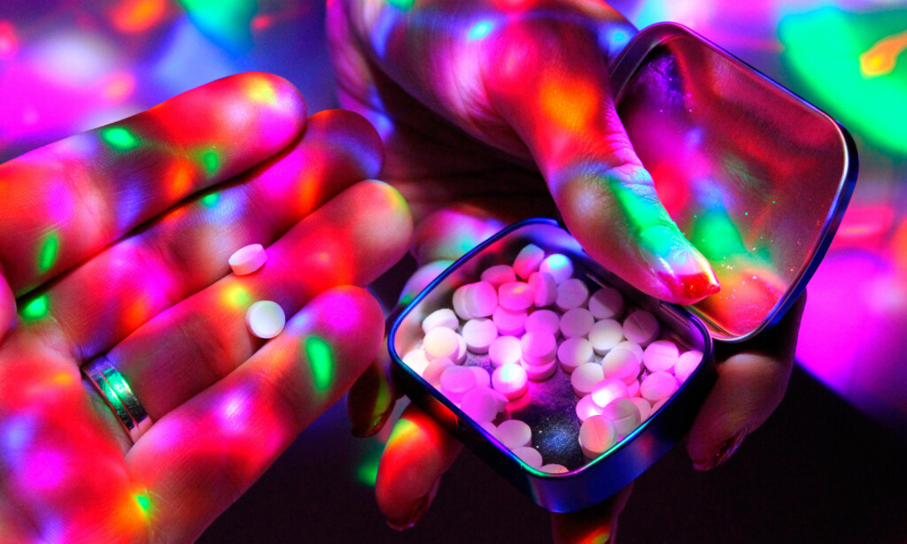FARE FOR VARIGE SKADER: Gjentatt bruk av ecstasy innebærer en risiko for varige skader i hjernen, med angst, depresjon og humørsvingninger som resultat.