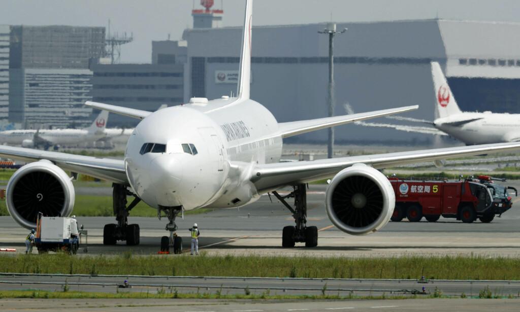 FIKK FLYSKREKK: En pilot i flyselskapet Flybe ble nervøs av jobben, og fikk etter hvert sparken. Nå har en britisk domstol dømt selskapet til å gi ham arbeidet tilbake. Illustrasjonsfoto: Shutterstock / NTB Scanpix