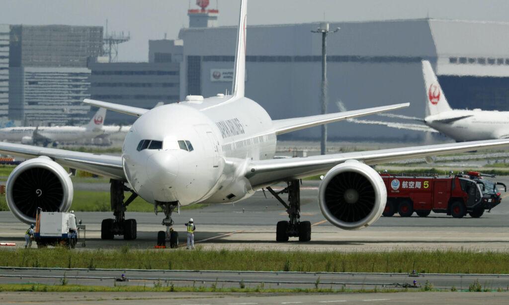 image: Sørpe full pilot arrestert - hadde drukket to flasker vin og fem øl