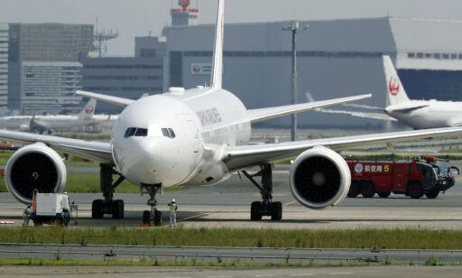 image: Pilot fikk akutt flyskrekk - fikk sparken. Nå kan han smile igjen