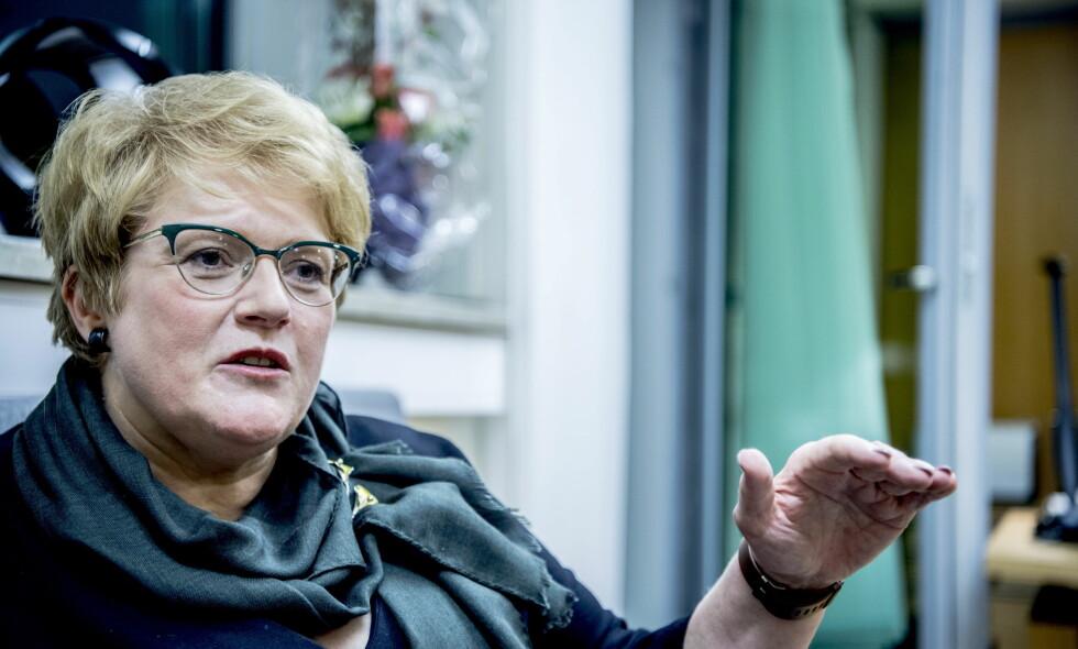 VIL STRAFFE: Skal Diskrimineringsnemdas myndighet ha en reell effekt, må de også kunne ilegge oppreisning - på samme måte som i andre diskrimineringssaker. Foto: Thomas Rasmus Skaug / Dagbladet