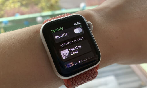 image: Endelig Spotify til Apple Watch