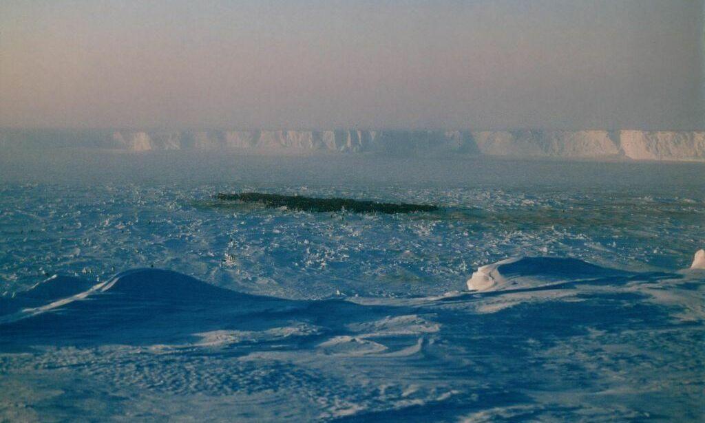 image: Ville frede verdens største havområde i Antarktis. Norge, Russland og Kina stemte nei