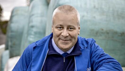 <strong>MÅ OFRES?:</strong> Bård Hoksrud (Frp) er fersk landbruks- og matminister, men kan bli ofret når KrF skal inn i regjering. Foto: Jørn H. Moen