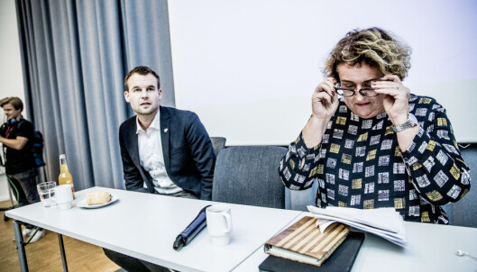 INN I REGJERING: En av nestlederne eller begge går inn i regjeringen: Kjell Ingolf Ropstad og Olaug Bollestad: Foto: Christian Roth Cristensen/Dagbladet