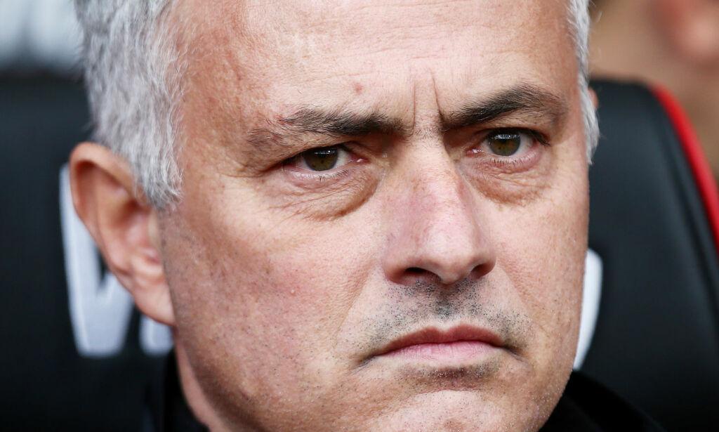 image: Mourinho i strupen på egne spillere