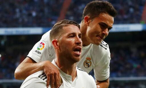 image: Real Madrid snudde vond trend