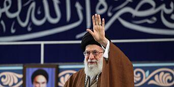 image: Ayatollaene samler verden