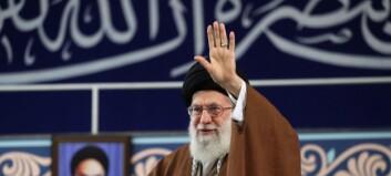 Ayatollaene samler verden