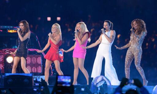 image: Spice Girls med kryptisk beskjed om stor nyhet