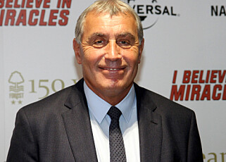 Rieger: Peter Shilton. Photo: NTB scanpix