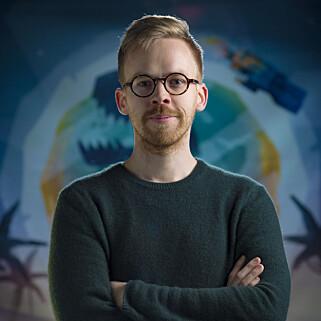 Direktør Are Sundnes i Hyper Games advarer mot tøff konkurranse. 📸: Hyper Games