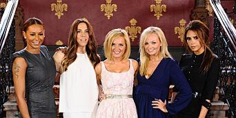 image: Spice Girls gjenforenes