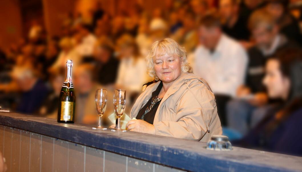 MISTENKT: Svindelmistenkte Britta Nielsen ble i dag pågrepet i Sør-Afrika. FOTO: Ridehuset.com
