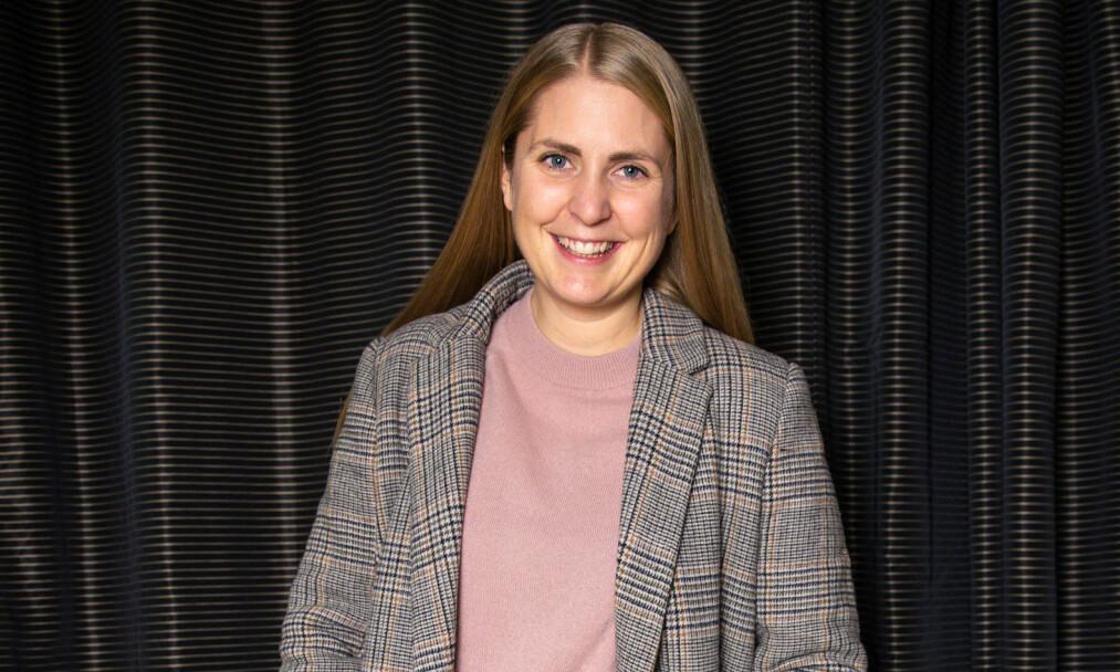 KJÆRLIGHETEN BLOMSTRER. Den populære radioprofilen Silje Nordnes er ikke lenger singel. Det bekrefter hun overfor Dagbladet. Foto: Andreas Fadum