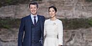 Kronprinsesse Mary overrasket med praktiske sneakers til dansk luksuskjole!