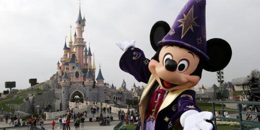 image: Den uhyggelige Disneyland-myten har blitt bekreftet