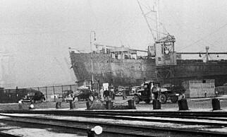 NOVEMBER 1942: Norske jøder fraktes til Donau. Foto: NTB Scanpix