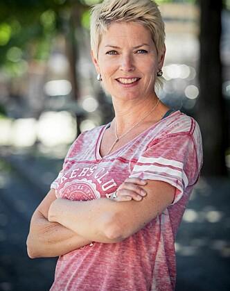 SEXINSPIRATOR: Cecilie Kjensli, forfatter og eier av nettbutikken Cpunktet.no. Foto: Tørid Gjendal - Cpunktet.no
