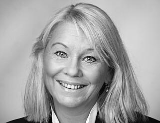 Monica Mæland. Foto: Hans Jørgen Brun