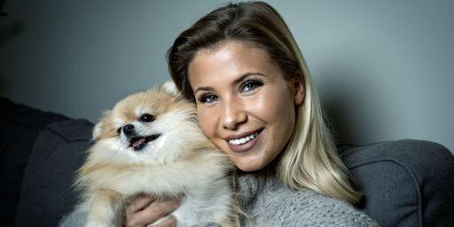 image: «Farmen»-Andrea drev en av Norges største blogger. Derfor vil hun gi seg