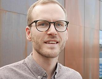Sindre Farstad i Pensjonistforbundet. Foto: Pensjonistforbundet