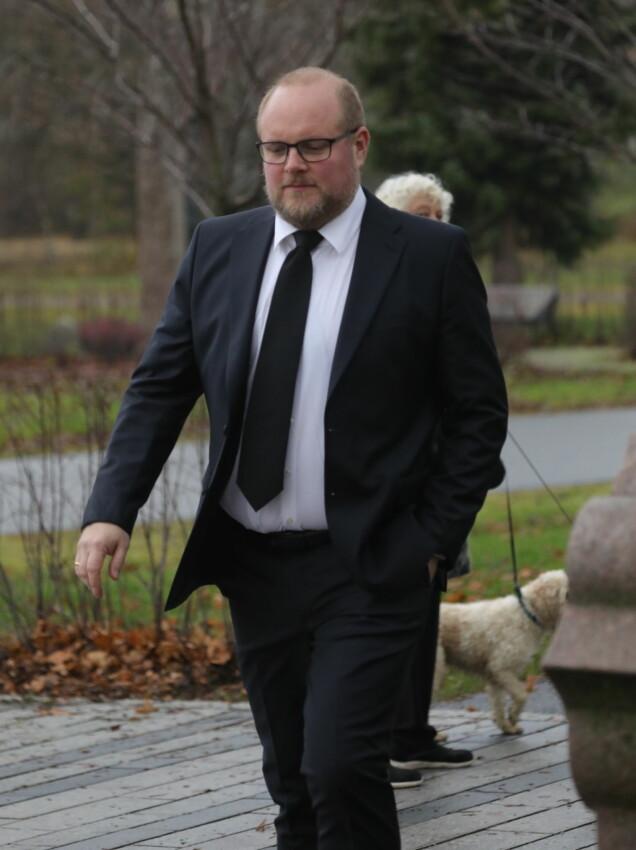 <strong>TIL STEDE:</strong> «Radioresepsjonen»-programleder Steinar Sagen. Foto: Morten Eik